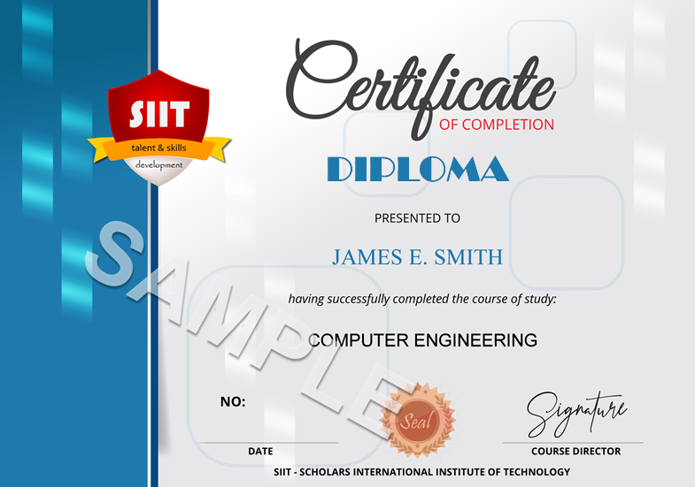 IT Professional Certificate and Technical Certificate